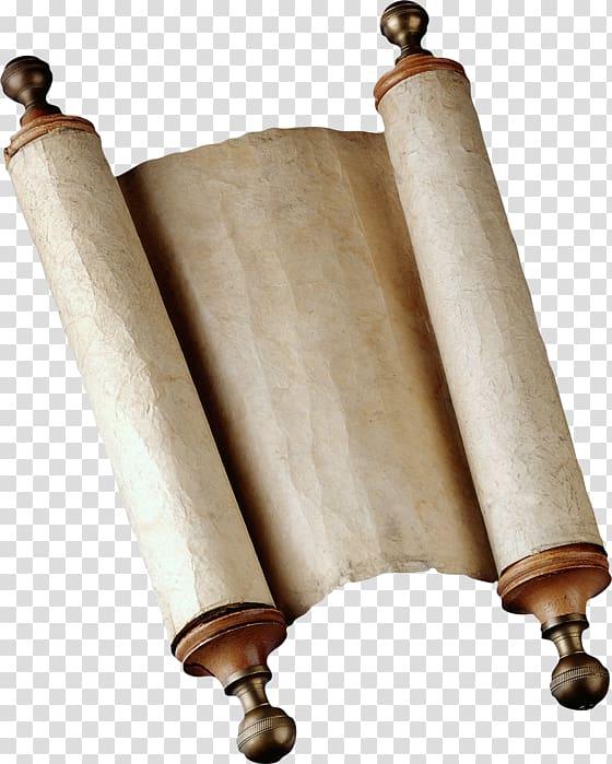 Bible Scroll Paper Sefer Torah Book of Esther, book.