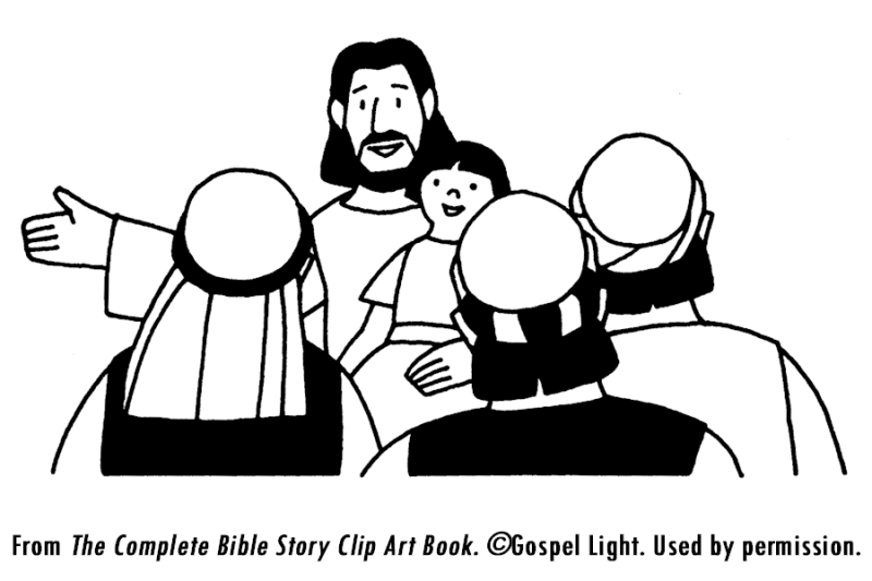 Complete Bible Story Clipart Book.