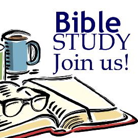 Bible study clipart.