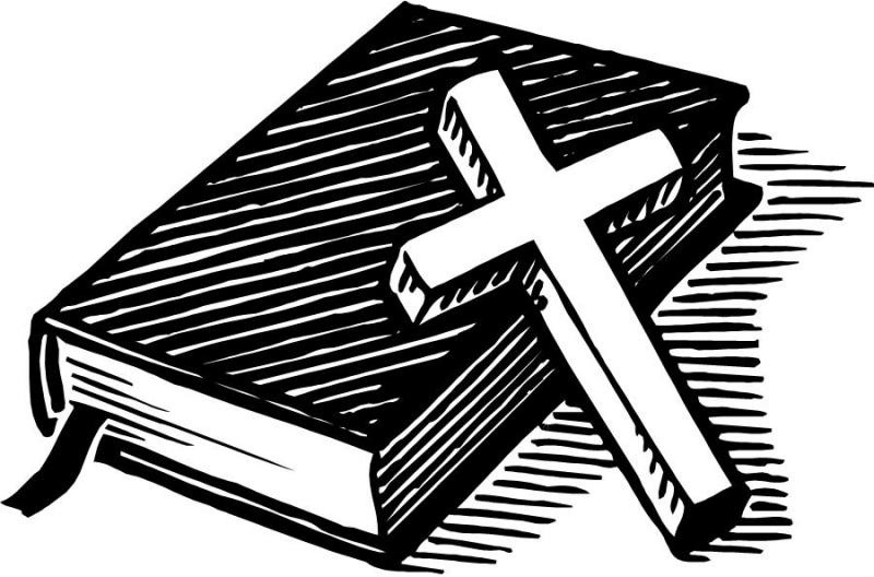 Bible Study Clipart Black And White (95+ images in Collection) Page 2.