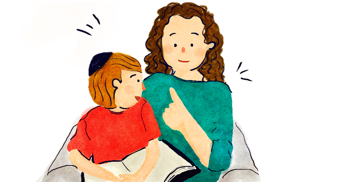 Eight Great Things About Jewish Mothers. Really..