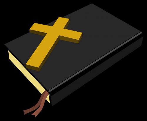 Bible Vector Png Vector, Clipart, PSD.
