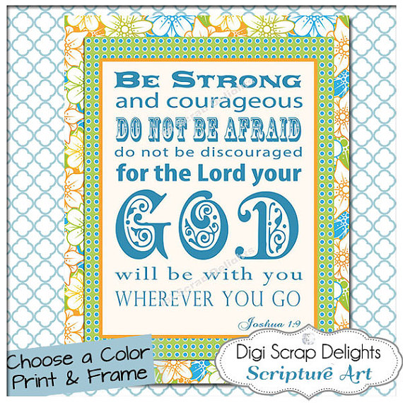 Free printable bible verse clipart.