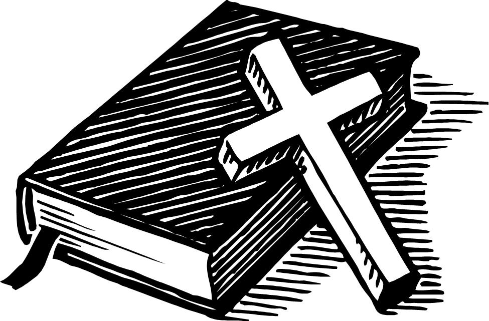 Bible and cross clipart 4 » Clipart Station.