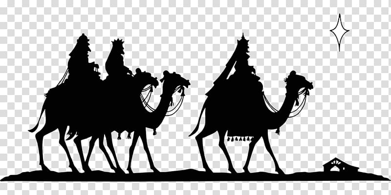 Biblical Magi Bethlehem Nativity of Jesus Christmas.