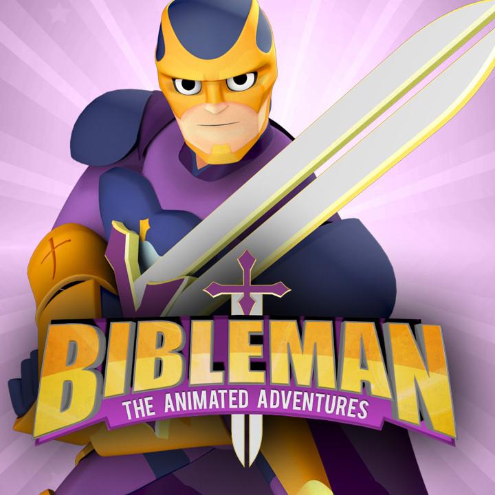 Bibleman.