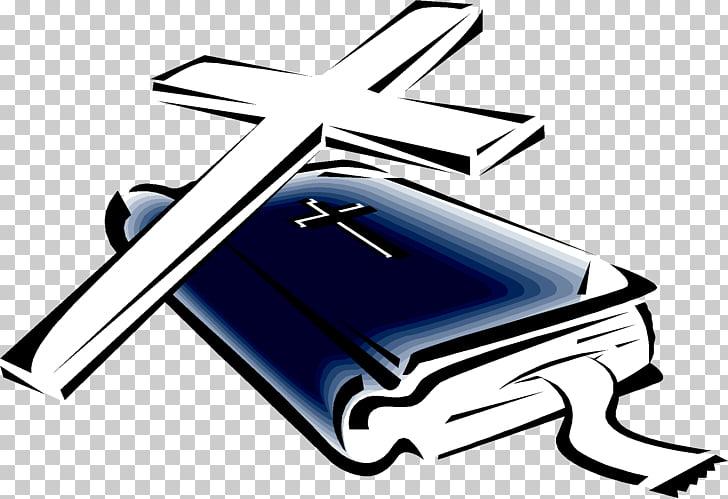 Biblia abierta ilustración de texto religioso, poemas de fe.