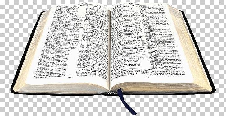 Pagina de libro, biblia abierta PNG Clipart.