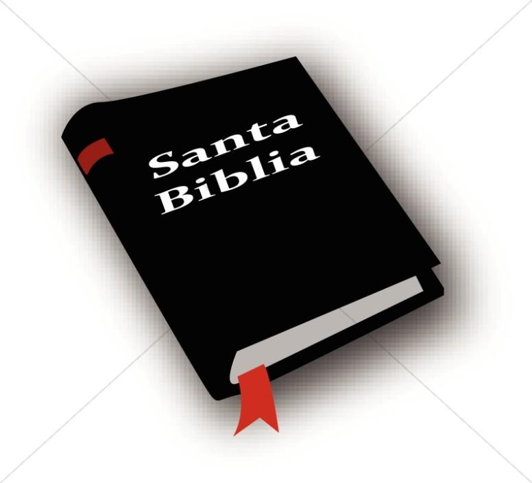 Santa Biblia Clipart.