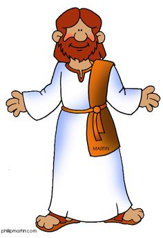Clipart biblical characters.