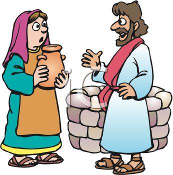 Biblical Women Clipart.