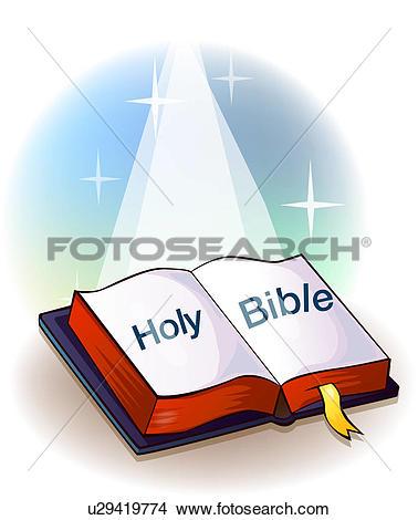 Biblical scene clipart #10