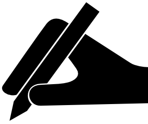 clip art: Pen Clipart.