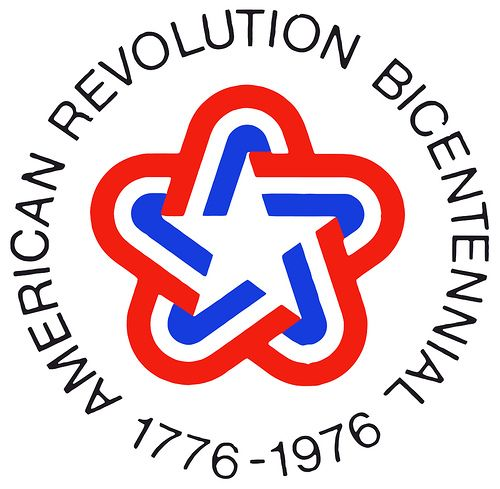 American Revolution Bicentennial 1776.