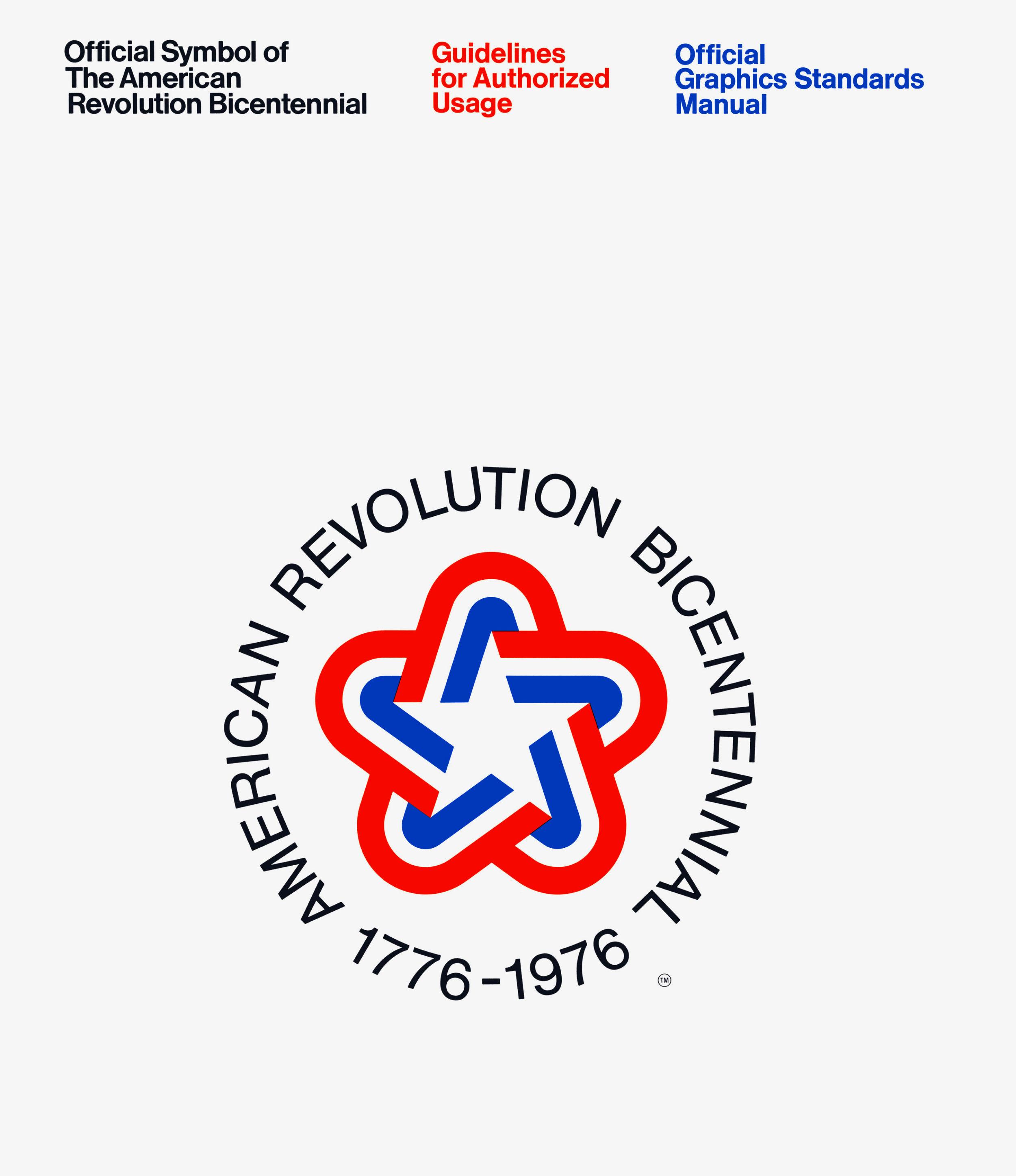 American Revolution Bicentennial Standards Manual.