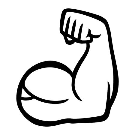 1,398 Bicep Macho Stock Illustrations, Cliparts And Royalty Free.