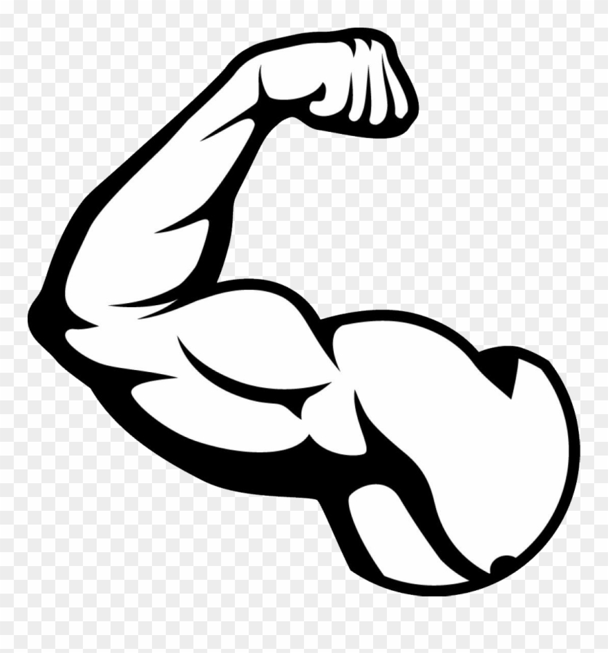 Clip Art Free Muscle Png Images Free Download.