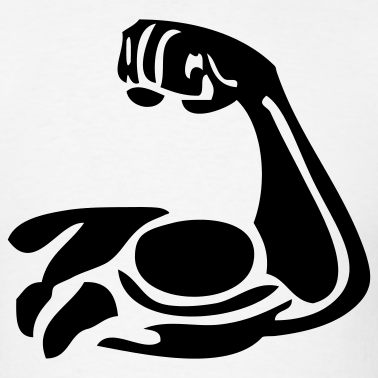 Bicep Clipart.