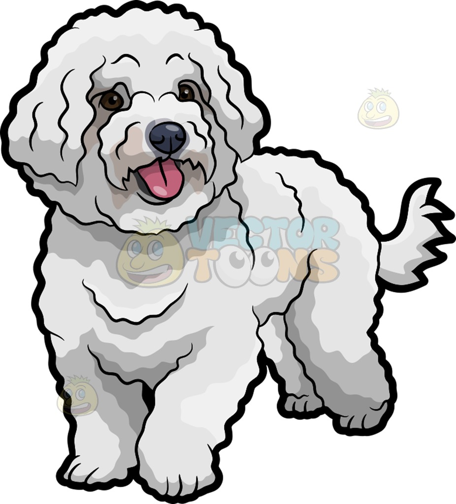 maltese dog clipart - photo #28