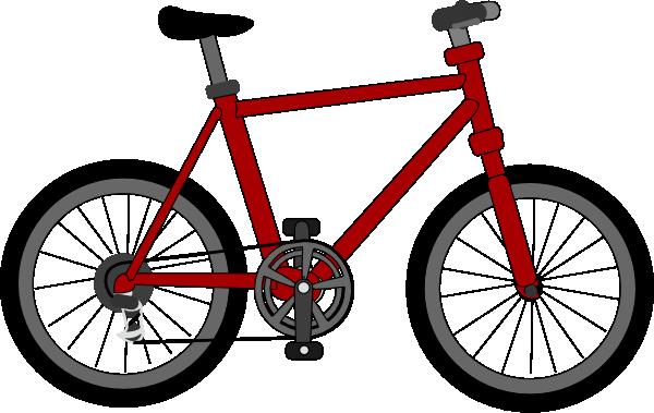 Bicicleta Clip Art at Clker.com.