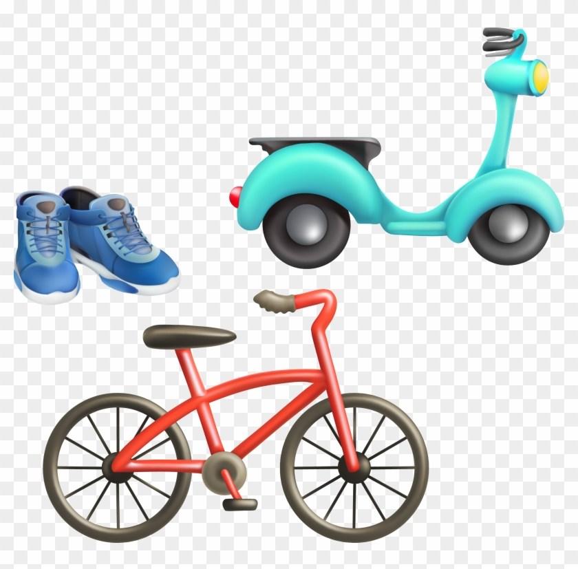 Bicicleta clipart 4 » Clipart Portal.
