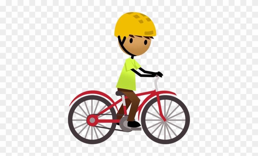 Basic Pedal Biking.