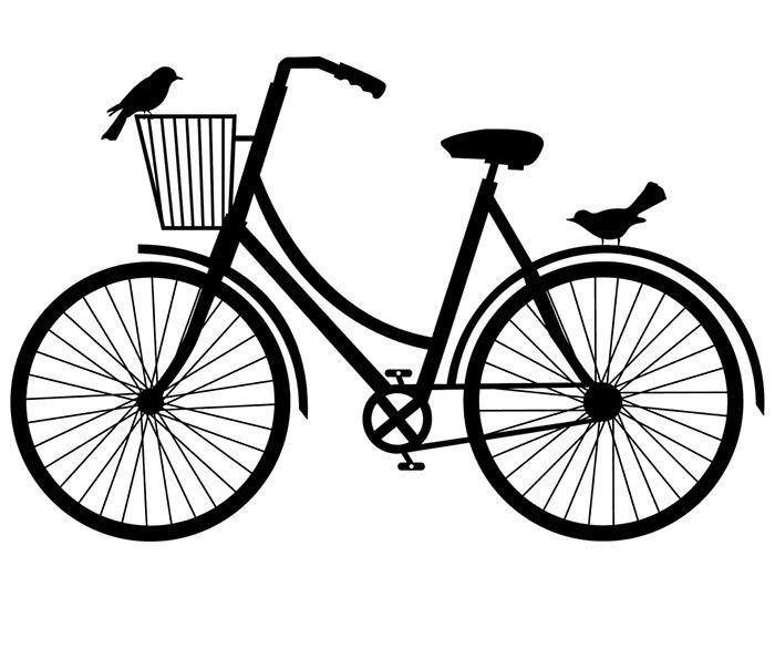 Bike Stencils.