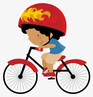 Free Montar En Bicicleta Clip Art with No Background.