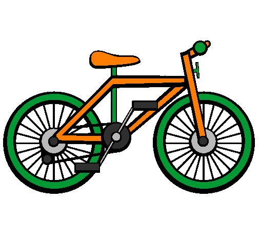 Imagem de Bicicleta em PNG.