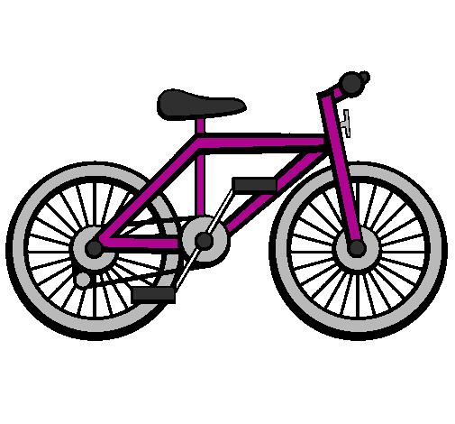 Bicicleta png desenho 1 » PNG Image.
