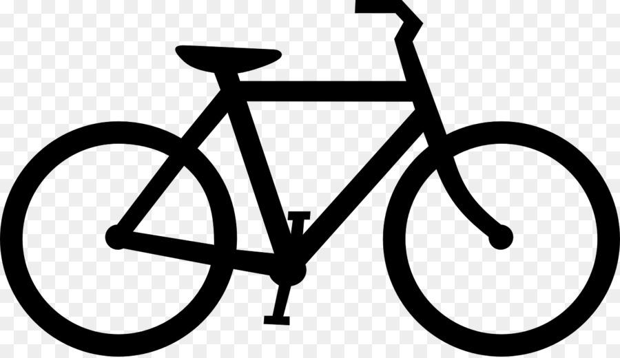 Bicicleta, Desenho, ícones Do Computador.
