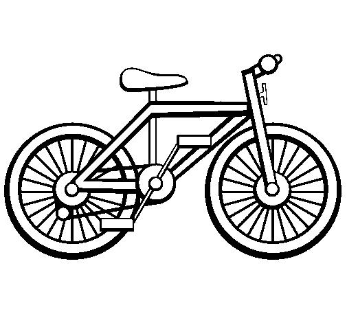 Desenho Bicicleta Png Vector, Clipart, PSD.
