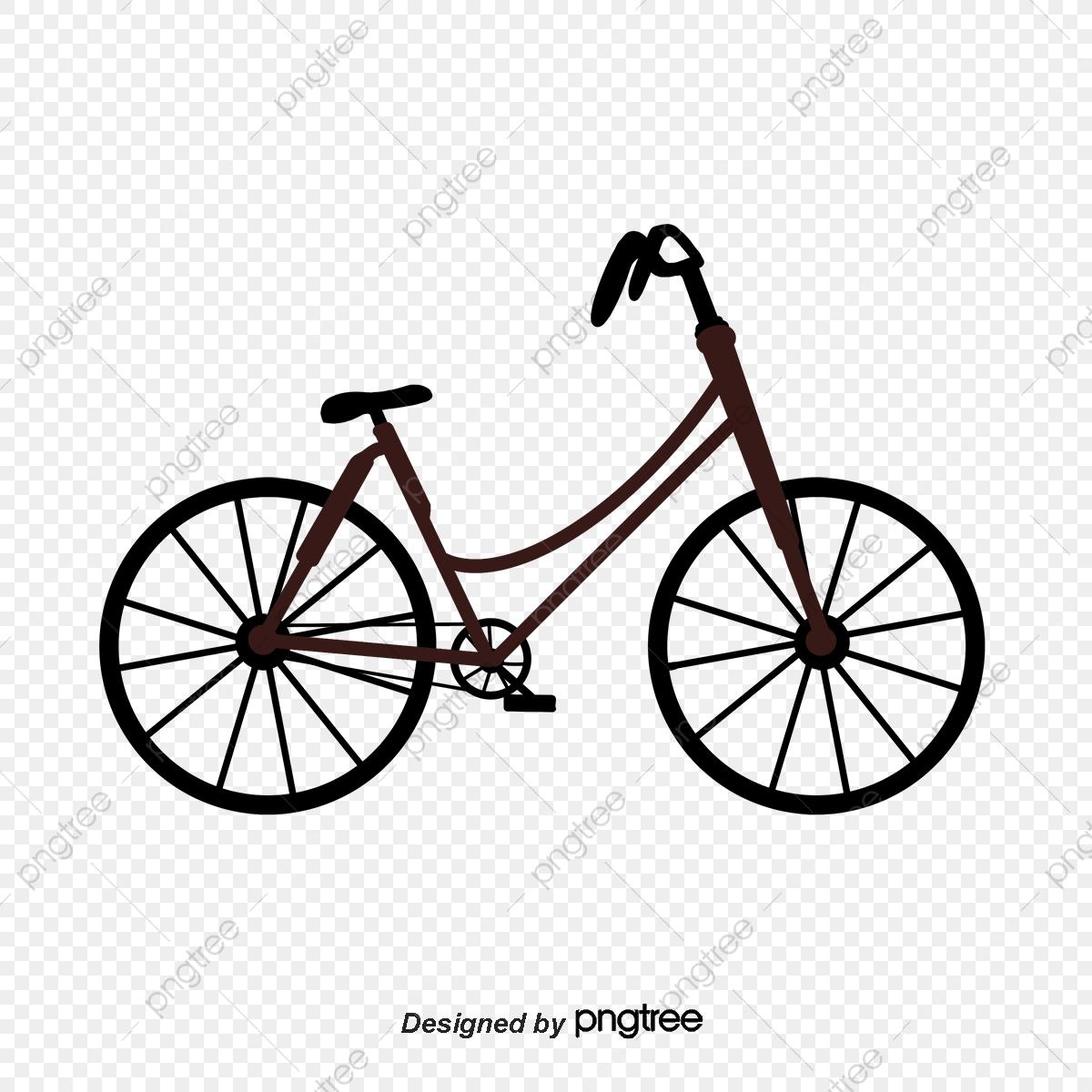 Desenho De Bicicleta De Montanha, Desenho De Bicicleta De Montanha.