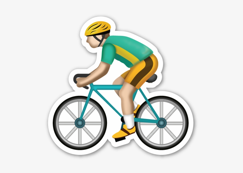 Download HD Bicyclist.