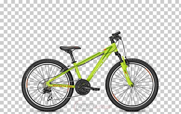Tienda de bicicletas bicicleta de montaña bicicleta de enfoque.