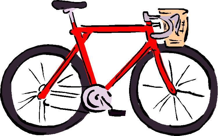 Clip Art Bike & Clip Art Bike Clip Art Images.