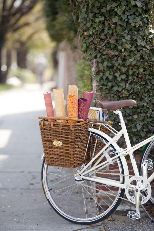 25+ best ideas about Bike Baskets on Pinterest.