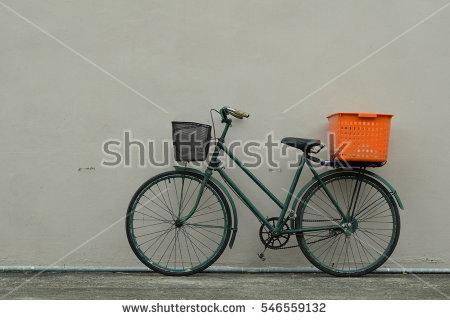Cruiser Bike Stock Images, Royalty.