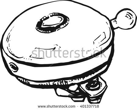 Bicycle Bell Stock Photos, Royalty.