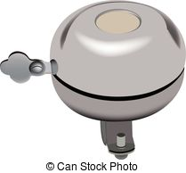 Bicycle bell Clipart Vector Graphics. 119 Bicycle bell EPS clip.