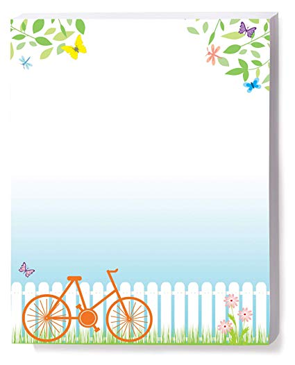 Amazon.com: Spring Bike Ride Border Papers, 100 Count: Arts, Crafts.