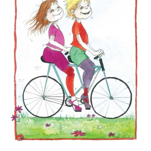 Bicycle built for two by SHUFFLEbook on SoundCloud.