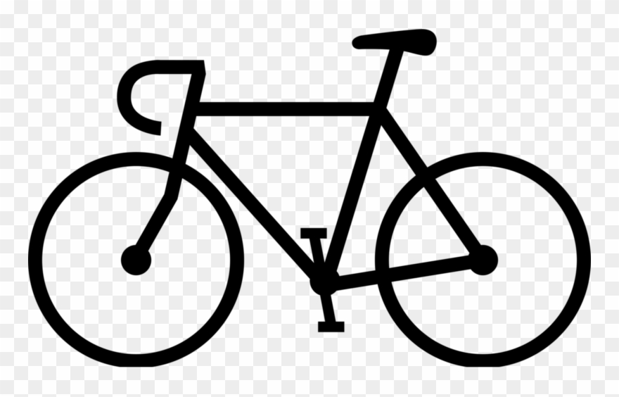 Bike Clipart Black And White Images Free Download.