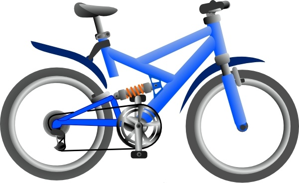 Bike clipart free 1 » Clipart Station.