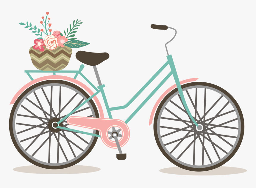 Bicycle Clipart, HD Png Download.