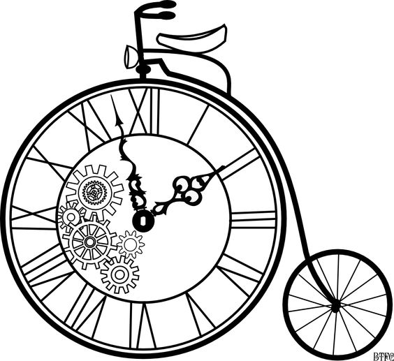 Steampunk cycle!.