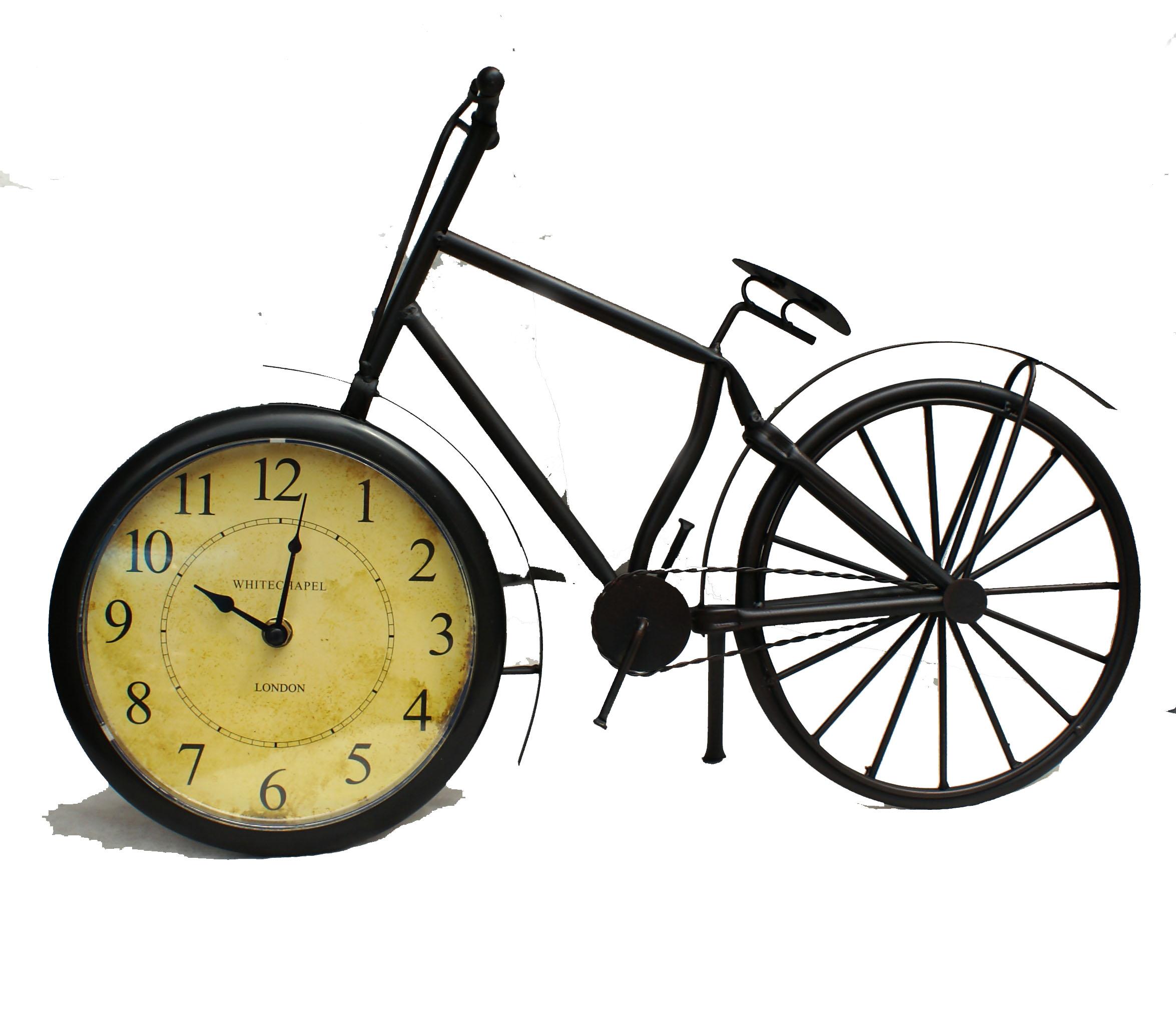 Vintage Bicycle Clock CL1100.