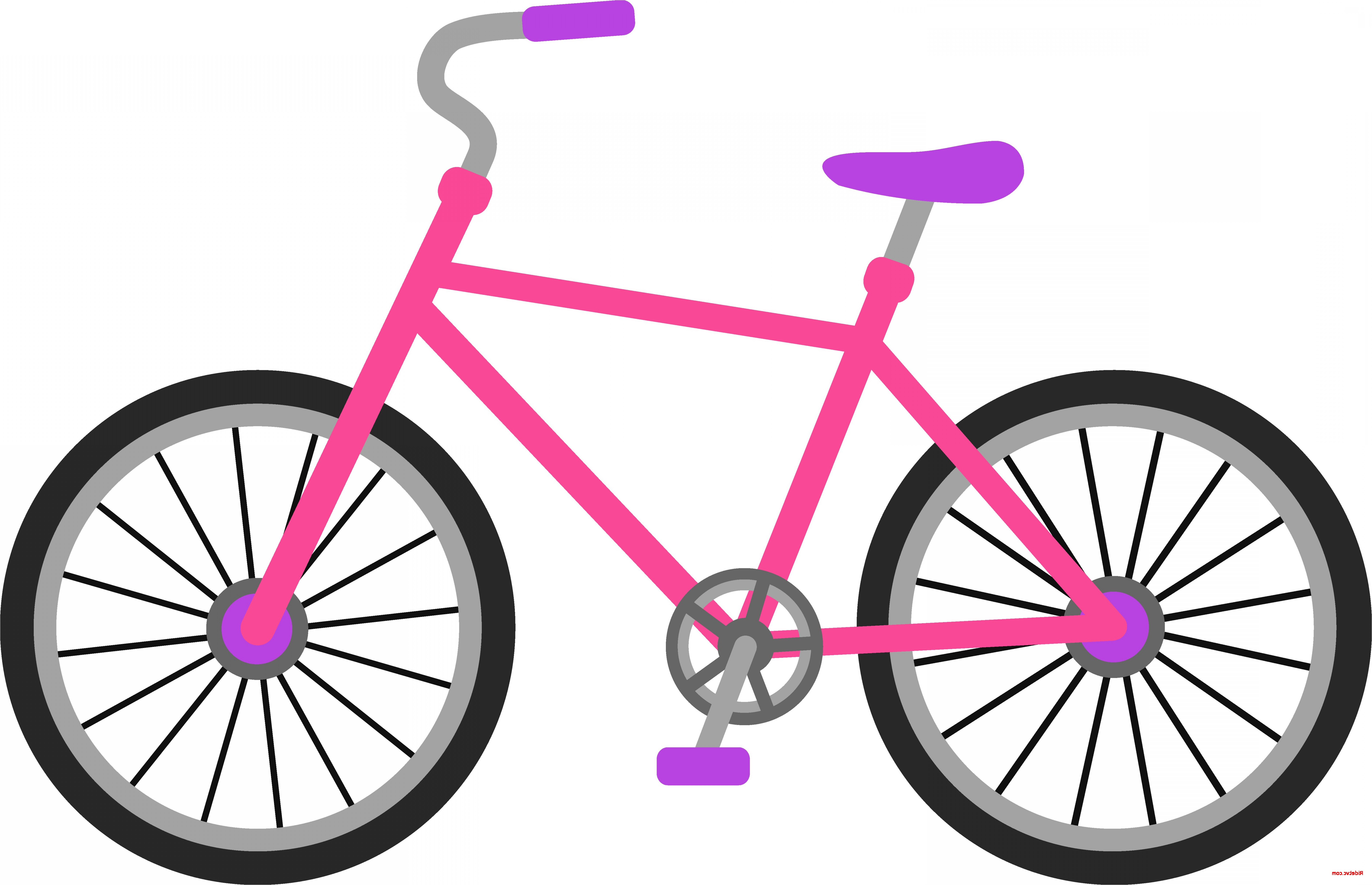 Bike Vector Public Domain Unique How To Draw A Bike For Kids Free.