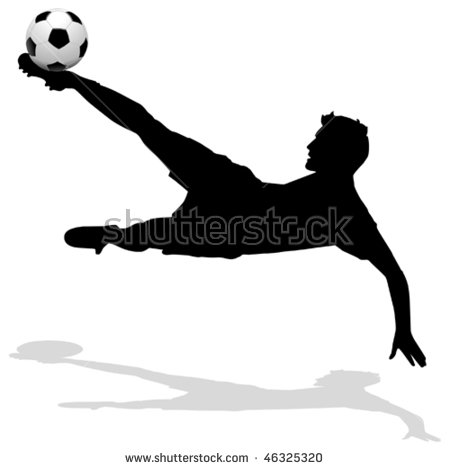 Bicycle Kick Stock Photos, Royalty.
