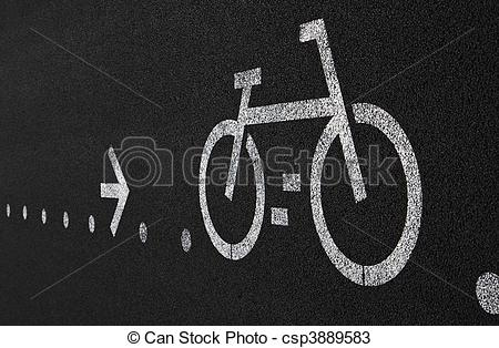 Bike lane Stock Illustration Images. 772 Bike lane illustrations.